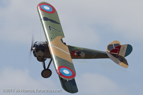 Nieuport 28 reproduction